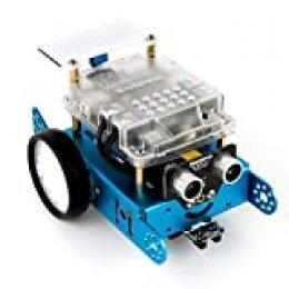 Makeblock- Robot Educativo, Color azul, Talla Única (1)