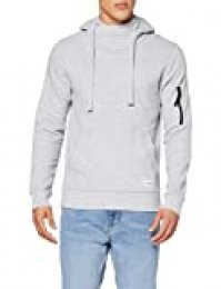 Jack & Jones Jcorafael Sweat Mix Sudadera para Hombre