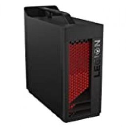 Lenovo T530 - Ordenador sobremesa (Intel Core i7-8700, 8GB RAM, 1TB HDD + 128GB SSD, Nvidia GTX1050Ti-4GB, sin sistema operativo) negro