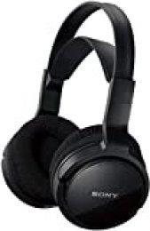 Sony MDR-RF811RK - Auriculares de Diadema Cerrados Inalámbricos, Negro, 25