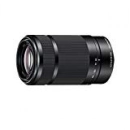 Sony SEL55210 - Objetivo para Sony de Distancia Focal 55-210m, Negro