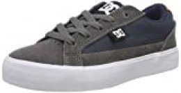 DC Shoes (DCSHI) Lynnfield-Shoes For Boys, Zapatillas de Skateboard para Niños
