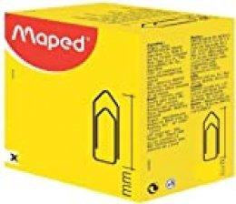 Maped 322330 - Paquete de 1000 clips para papeles