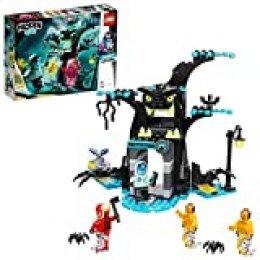 LEGO Hidden Side - Bienvenidos a Hidden Side, Caza Fantasmas con este Set de Construcción Tecnológico, Funciona con App de Realidad Aumentada, Modos de Juego Individual y Multijugador (70427)