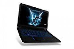 "MEDION ERAZER X7853 - MD 60709 - Ordenador portátil de 17.3"" FHD (Intel Core i7-7820HK, RAM de 32 GB, HDD de 2 TB y SSD de 480 GB, NVIDIA GeForce GTX 1070, Windows 10), negro"