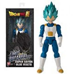 Dragon Ball- Vegeta Super Saiyan Blue Limit Breakers, Multicolor, Talla Única (Bandai 36732)