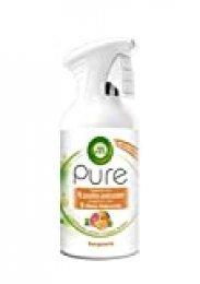 Air Wick Pure Essential Oils Ambientador En Aerosol Energizante Naranja