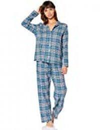 Marca Amazon - IRIS & LILLY Pijama de Modal Mujer