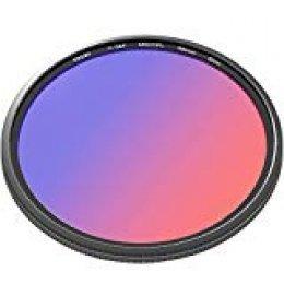 ESDDI CPL 58mm, Filtro Cicular Polarizador, Filtro CPL para Objetivos de Canon, Nikon, Sony, Pentax, Olympus, etc. con Revestimiento Múltiple