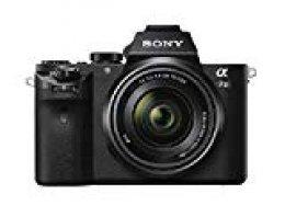 Sony Alpha ILCE-7M2K - Cámara EVIL con montura tipo E y sensor de fotograma completo, color negro