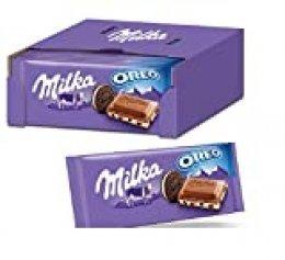 Milka Milka y Oreo, 22 Unidades (22x 100g)