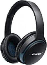 Bose SoundLink II - Auriculares Supraurales Bluetooth con Micrófono, Control Remoto Integrado, color Negro