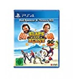Bud Spencer & Terence Hill Slaps and Beans Anniversary Edition - [Playstation 4] [Importacion Alemania]
