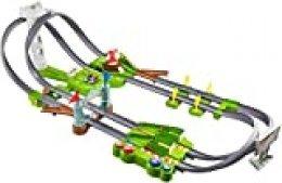 Hot Wheels GCP27 Mattel  - Circuito Mario Kart, Pistas de Coches de Juguete