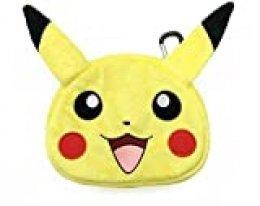 Hori - Funda De Felpa Pikachu (Nintendo 3Ds)