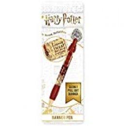 Harry Potter – Bolígrafo retráctil – Tarjeta de marautas