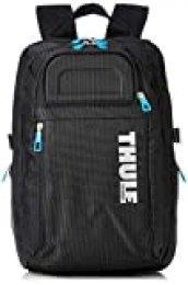 """Thule Crossover - Mochila para MacBook Pro 15"""", Color Negro con puntos blancos"""