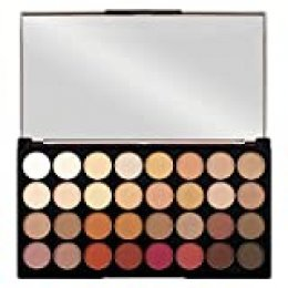 Makeup Revolution Ultra Eyeshadow Palette Flawless 3 Resurrection Paleta 32 cieni do powiek 16g