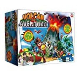 IMC Toys 96738IMIT Play Fun, Volcán Aventura, idioma Español