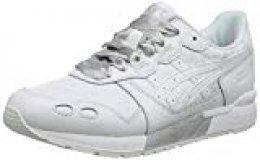 Asics Gel-Lyte, Zapatillas para Mujer, Blanco (White/White 100), 36 EU