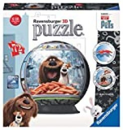 Secret Life Of Pets - Puzzle 3B Ball (Ravensburger 12192)