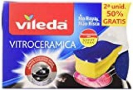 Vileda - Salvauñas Vitroceramica Duplo - [Pack de 4]
