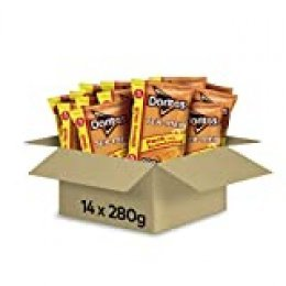 Doritos Tortilla Chips - Paquete de 14 x 280 gr - Total: 3920 gr