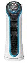 Rowenta Eole Compact VU6210F0 Ventilador de 30 W, Airflow 3D con 3 velocidades de aire y sistema silencioso 45dB