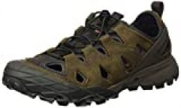 Merrell Choprock Leather Shandal, Zapatillas Impermeables para Mujer