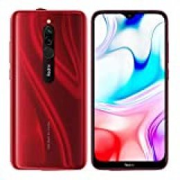 Xiaomi Redmi 8 4GB 64GB 6.22'' 5000mAh Type-C Version en español rojo
