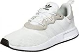 adidas X_PLR 2, Zapatillas de Gimnasio para Hombre, FTWR White/FTWR White/Core Black, 40 2/3 EU