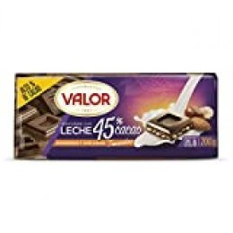 Valor, Galleta fresca de oblea (Leche, almendras y avellanas) - 200 gr.