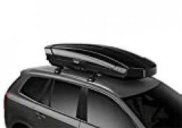 Thule Motion XT XL, Cofre de montaje en techo espacioso y elegante, optimizado para facilitar su uso.