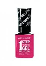 Wet n Wild Coral Support 1 Step Wonder Gel Nail Color Esmalte para las Uñas - 7 ml