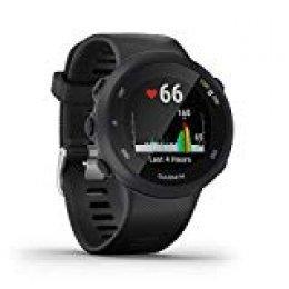 Garmin Forerunner 45/G - Reloj Multisport con GPS, Tecnología Pulsómetro Integrado, color negro