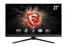 "MSI Optix MAG272 - Monitor Gaming de 27"" LED Full HD 165Hz (1920x1080p, Ratio 16:9, Panel VA, Freesync, Anti-Glare) Negro"