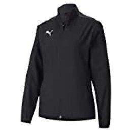 PUMA Teamgoal 23 Sideline Jacket W Chaqueta De Entrenamiento, Mujer, Black-Asphalt, M