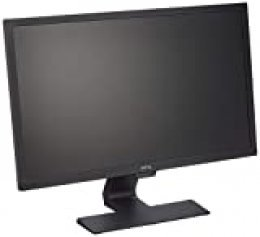 "BENQ 24"" Wide *GL2480E* LED Negro 1 ms HDMI/VGA/D-Sub*1569/A"