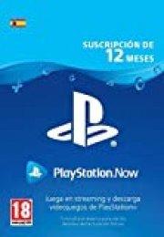 PlayStation Now - Suscripción 12 Meses | Código de descarga PS4 - Cuenta española