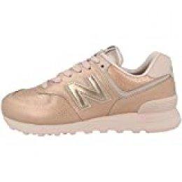 New Balance 574v2, Zapatillas para Mujer, Rosa (Pink Soj), 35 EU