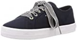 Tommy Hilfiger Essential Nautical Sneaker, Zapatillas para Mujer