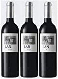 Vino Tinto LAN Colección Privada Reserva D.O.Ca. Rioja - 3 botellas de 750 ml - Total: 2250 ml