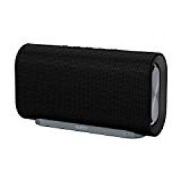 AUKEY Altavoz Bluetooth 20W con Tiempo de Reproducir de 12 Horas y con Tela Tejida para iPhones, iPads, Echo Dot, Samsung, Android Phones y Más