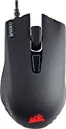 Corsair Harpoon RGB PRO, Óptico Ratón Para Juegos, USB, Tamaño Único, Negro