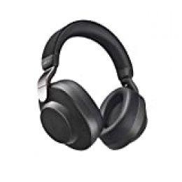 Jabra Elite 85h - Auriculares Bluetooth 5.0 con Alexa Integrada y con Cancelación de Ruido Activa, Negro y Titanio