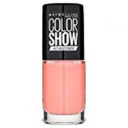 Maybelline New York - Color Show, Esmalte de Uñas Secado Rápido, Tono: 329 Canal Street