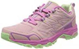 CMP – F.lli Campagnolo Zaniah WMN Shoe, Zapatillas de Trail Running para Mujer, Pink Pastel Pink Orchidea 64ze-Babero, 39 EU