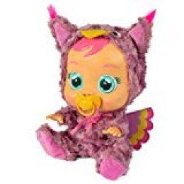 IMC Toys- Bebés Llorones Pijama Búho (99159)