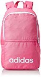 adidas Lin CLAS BP Day Sports Backpack, Unisex Adulto, Bliss Pink/White/White, NS
