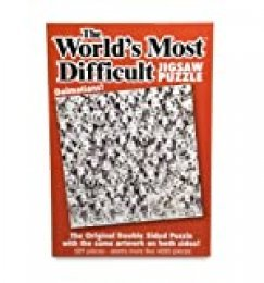 Paul Lamond 6280 - World'S Most Difficult Jigsaw Puzzle, diseño de dálmatas
